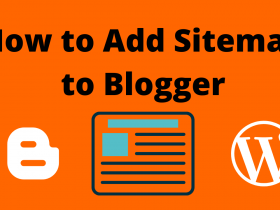 add-sitemap-in-blogger-free